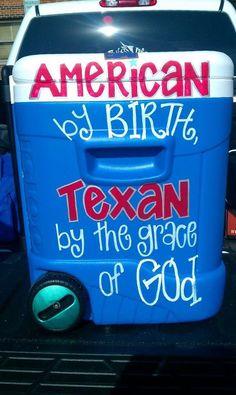 True Texan <3