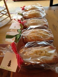 Day 7 - Food Gift Ideas  Eggnog Bread with Rum Glaze