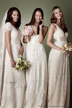 the vintage wedding dress company 2013 decades bridal collection dresses victorian edwardian gowns