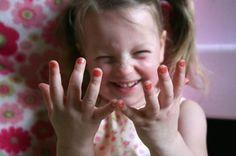 6 safer nail polishes for kids