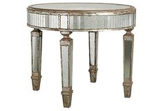 Mirrored Round Table  $349.00