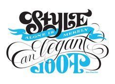 retro styles, web design, type design, font styles, erik marinovich, vintage type, friend, alex o'loughlin, typographi