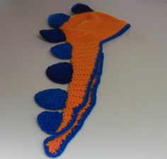 Dinosaur Hat   Children 5T to Preteen by RocknHotdog on Etsy, $18.00