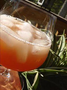 Malibu Bay Breeze     1 1/2 oz Malibu® coconut rum  2 oz cranberry juice  2 oz pineapple juice