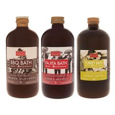 Sweetwater Bath Variety 3 Pack, $28, now featured on Fab.