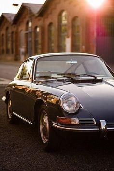 Classic Porsche, the 911