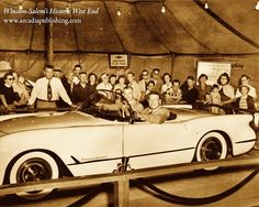 On This Day in History, June 28, 1953: Workers at a Chevrolet plant in Flint, Michigan, assembled the first Corvette, a two-seater sports car that would become an American icon.  What was your dream car?