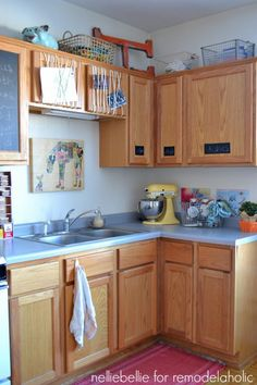 kitchen diy ideas and storage tips on pinterest pantries kitchens