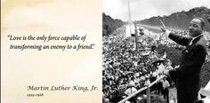 Quote .... Martin Luther King Jr.
