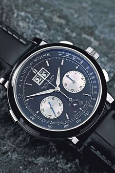 A Lange And Sohne Watch  #iPhone #4s #Wallpaper