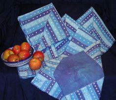 Gail Cohen - napkins and place mats