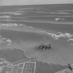 NASAs Mars Exploration Rover Opportunity has found a rock that apparently is another meteorite, less than three weeks after driving away from a larger meteorite that the rover examined for six weeks.