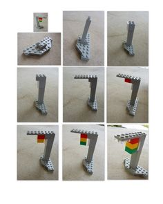 Lego Activities ... Homemade Lego Instructions from A Mom with a Lesson Plan