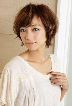 Japanese bob hairstyles 2012