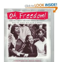 EXCELLENT book for teaching first person perspective on the Civil Rights Movement...great for Black History Month!