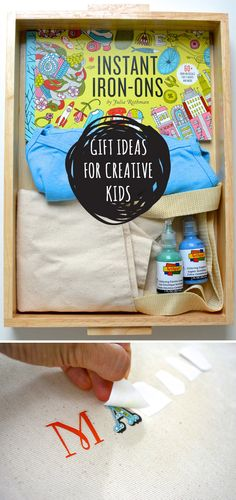 Getting creative with gift ideas this holiday season...