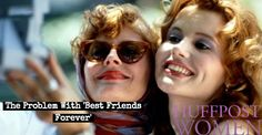 Breakups of the BFF variety. Read more on HuffPost Women http://huff.to/1rqzMY1