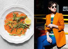 Miss Moss: Food + Fashion Mash-Up #5