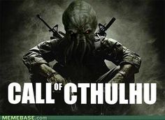 Lovecraft!!