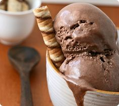Devastated I missed it this year - nutella ice cream in honor of world nutella day