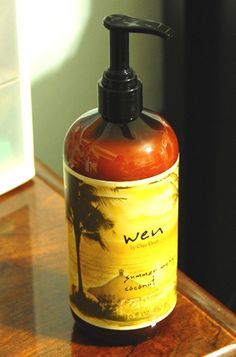 Best hair product ever! I <3 Wen!