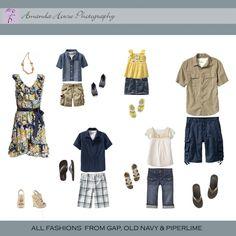 Family Portraits | What to Wear | Summer Part II » Wedding & Portrait Photographer Amanda Howse