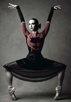 Diana Vishneva - Patrick Demarchelier Russian 'Vogue', September 2011