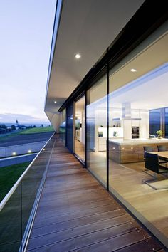 Exterior of L House in Austria by Architects Collective