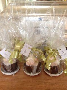 Xmas cup cake gift idea