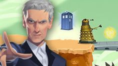 A wonderful Dr Who online game where players use basic coding ideas to complete levels.