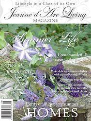 Preorder Jeanne d' Arc Living Magazine , August '14