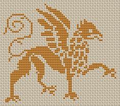 Elegant & Simple Sampler Patterns: Griffin