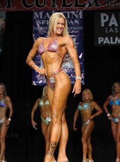 Stephanie Gruner 2012 Jay Cutler Desert Classic Figure C Class Winner