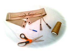 DIY Belt Re-Sizing