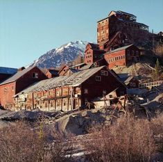 The Abandoned Ghost Mines Of Kennecott Alaska
