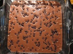Paleo Chocolate Cake, made with plantains #food #Paleo #glutenfree #plantains