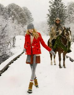 holiday, hors, christmas time, boot, red, winter style, white christmas, winter fashion, vwinter beauti