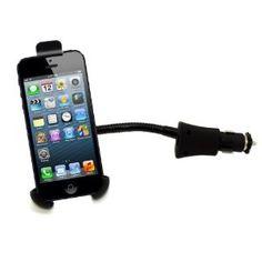 Windshield Dashboard Car Mount Holder Charger For iPhone 5 #DashKIts #DashTrimKit #CustomInteriors #Rvinyl