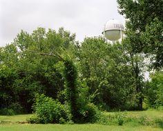Water Tower, Treece, KS, 2010  (Photo by Dina Kantor)
