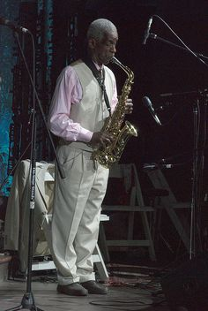 Roscoe Mitchell, Vision Festival 2007