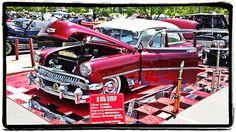 1954 Chevy Lowrider Bomb