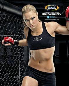 Ronda Rousey | MMA- She frickin' rocks!!