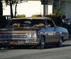 65 Impala convertible