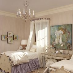 Canopy Bed Ideas For Girls' Rooms