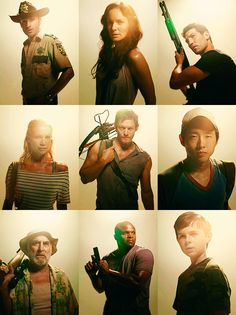 The Walking Dead *Best. Show. Ever.*