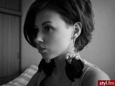 Fryzury Średnie włosy: Fryzury Średnie - fankaADDIDDASA - 1722068
