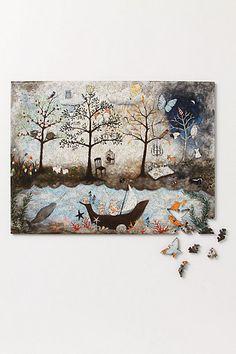 enchanted forest jigsaw puzzle