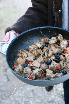 Italian recipe for rabbit