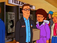 Thank you Adult Swim for keeping King of the Hill on TV