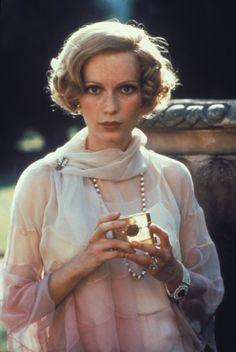 Mia Farrow as Daisy Buchanan